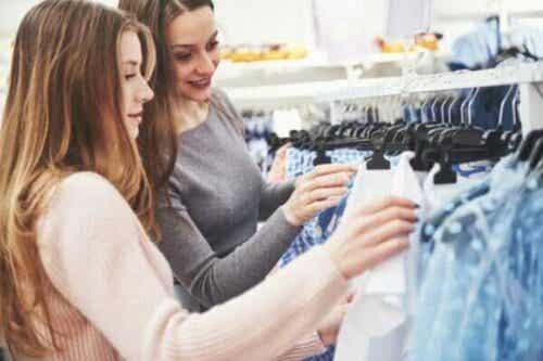 Muziek in kledingwinkels, hoe beïnvloedt dit ons?
