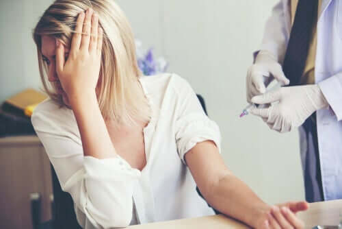 Naaldenfobie - extreme angst voor naalden
