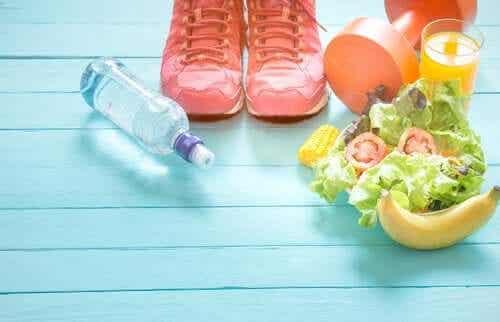 Nee tegen een restrictief dieet, ja tegen gezonde gewoonten