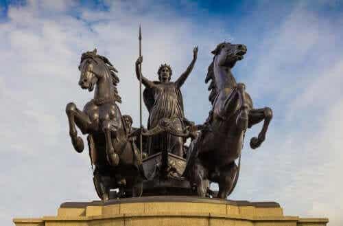 Boudica, de opstandige koningin van de Kelten