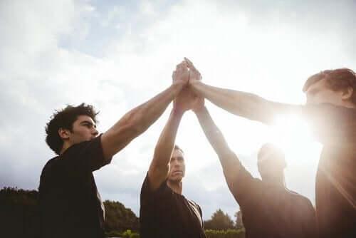 Teamsporten en persoonlijke ontwikkeling