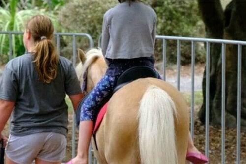 Therapie met paarden: voordelen en toepassingen