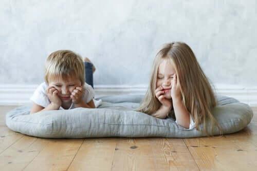 Verveling bij kinderen - een krachtig leermiddel