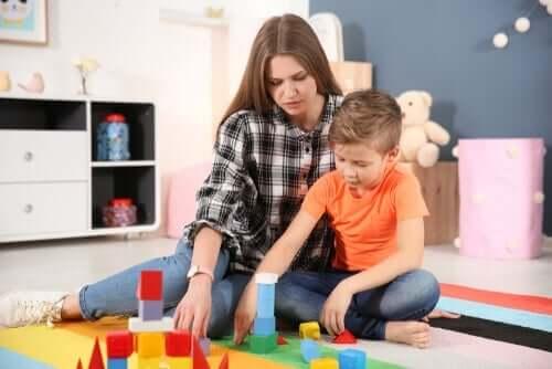 Psychologische behandelingen van autisme
