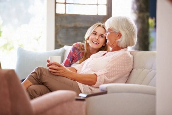 Luister naar wat je grootmoeder zegt