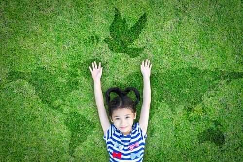 Drie manieren om kinderen vrede uit te leggen