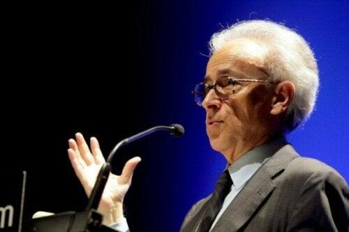 Gevoelens motiveren de geest, volgens Antonio Damasio
