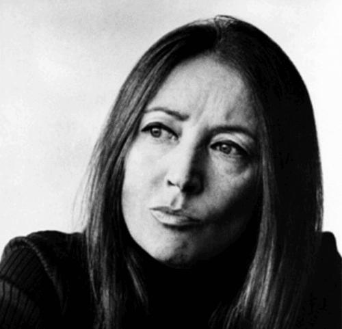 Oriana Fallaci, de biografie van een getuige