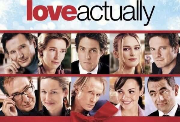 Is de film Love Actually verouderd
