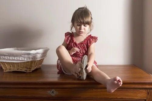 Een kind opvoeden om onafhankelijk te zijn