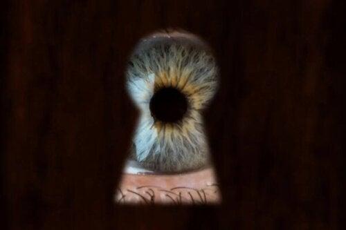 Voyeurisme is niet hetzelfde als voyeuristische stoornis