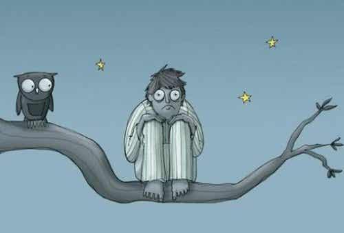 Boos of bezorgd naar bed gaan is een slechte gewoonte