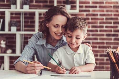 Ouders moeten betrokken zijn bij hun kinderen