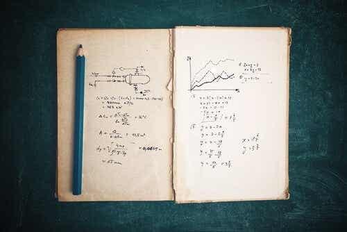 Een vrouw die goed was in wiskunde en natuurkunde