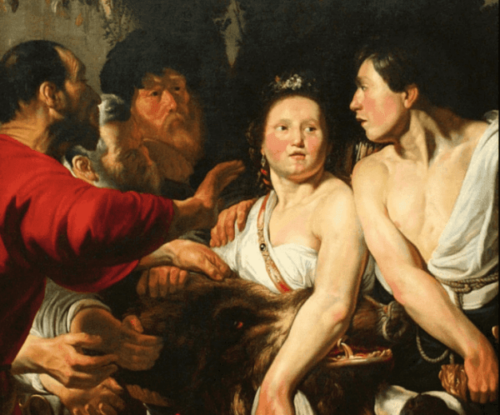 De mythe van Atalanta, de prachtige jager