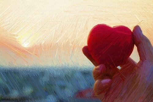 Hoe kun je een gebroken hart genezen?