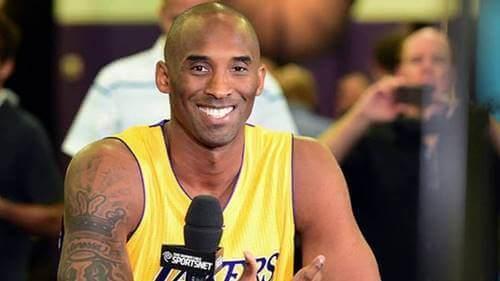 Vaarwel, prachtige Kobe Bryant