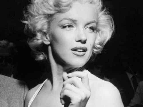 Tien uitspraken van Marilyn Monroe om over na te denken