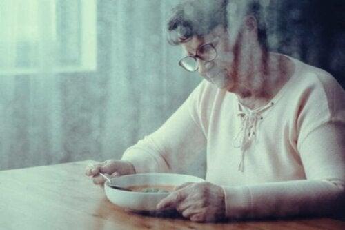 Waarom hebben mensen met dementie slikproblemen?