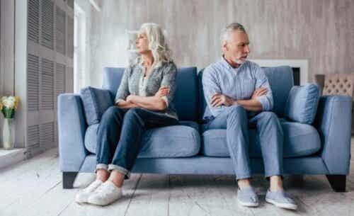 Grijze echtscheiding: een fenomeen in opkomst