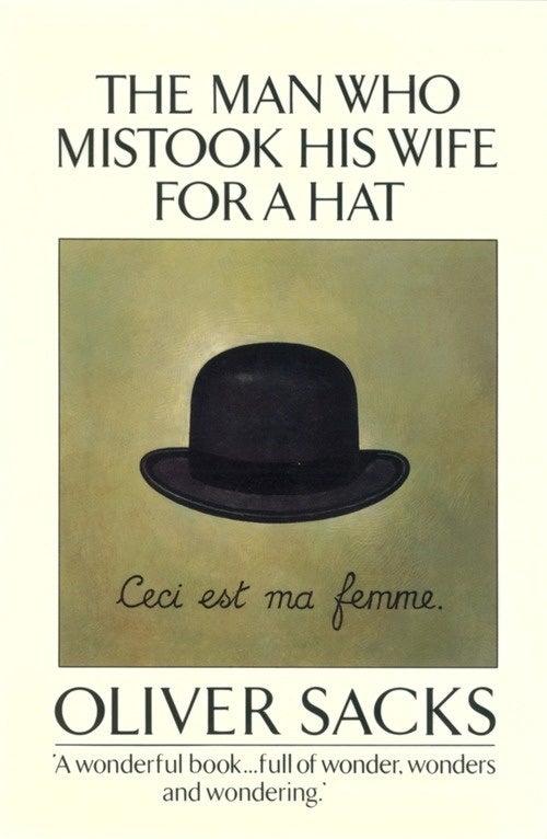 Dr. P: de man die zijn vrouw aanzag voor een hoed
